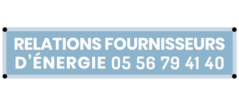 Relations Fournisseurs Energie